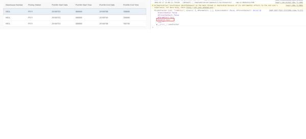 sap m Table itemPress has no source - Neptune Software Community
