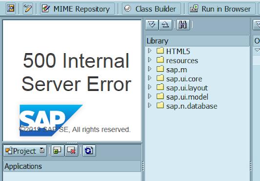 500 Internal Server Error - Neptune Software Community